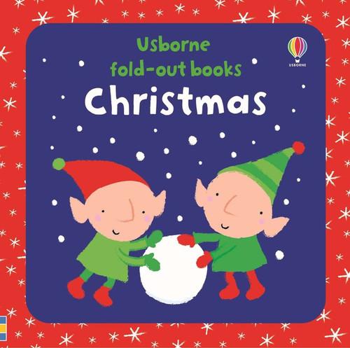 FOLD-OUT BOOKS CHRISTMAS