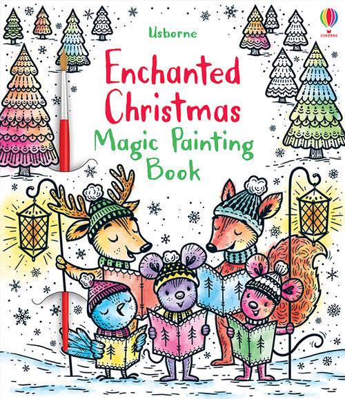 MAGIC BOOK ENCHANTED CHRISTMAS