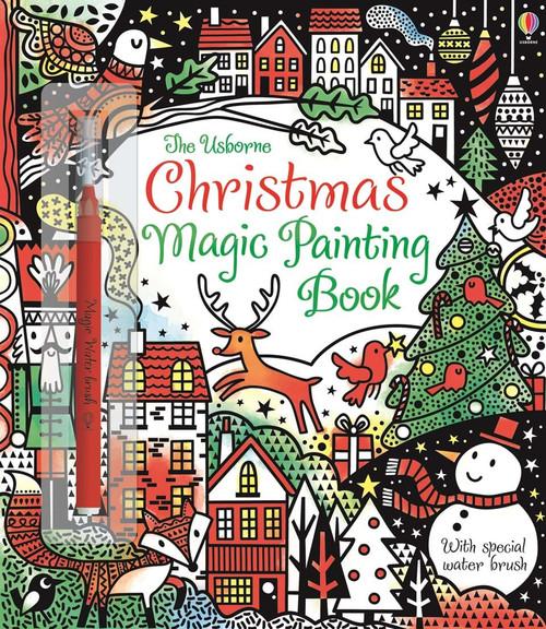 MAGIC PAINTING BOOK CHRISTMAS