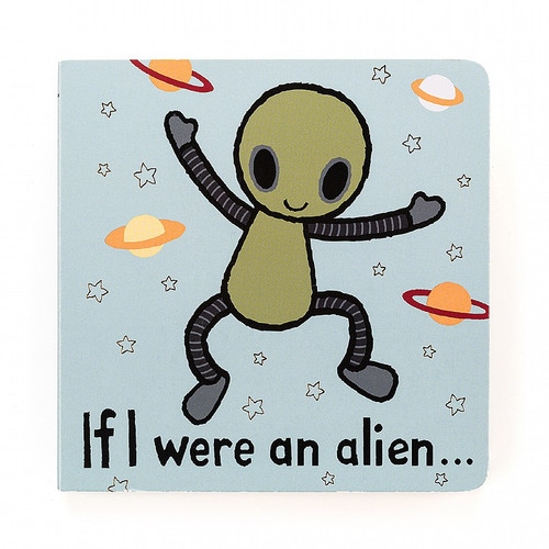 IF I WERE AN ALIEN