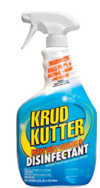 KRUD KUTTER DISINFECTANT CLEANER