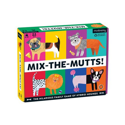 GAME BOARD MIX THE MUTTS!