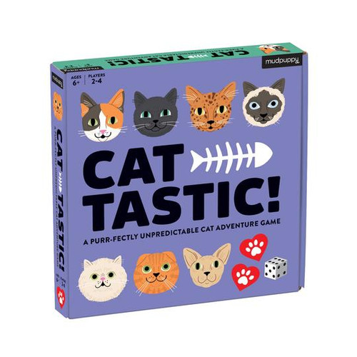 CAT-TASTIC! BOARD GAME