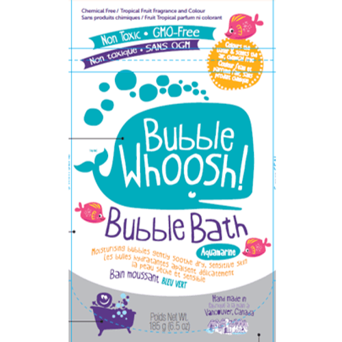 BUBBLE WHOOSH! BUBBLE BATH