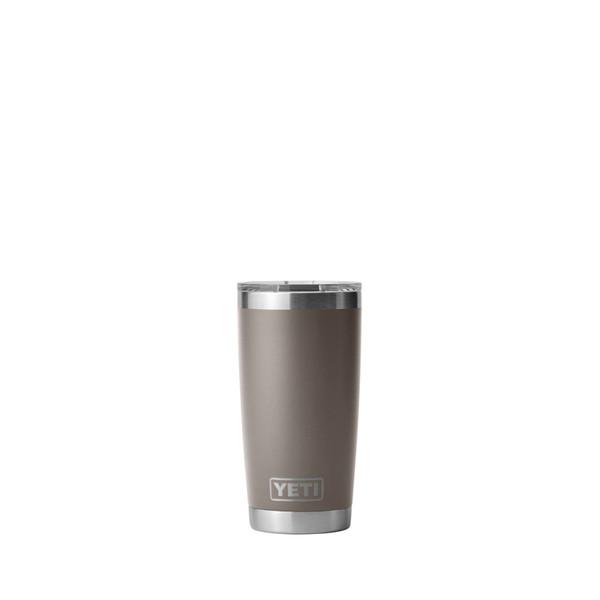 YETI Rambler 20 oz Sharptail Taupe BPA Free Tumbler