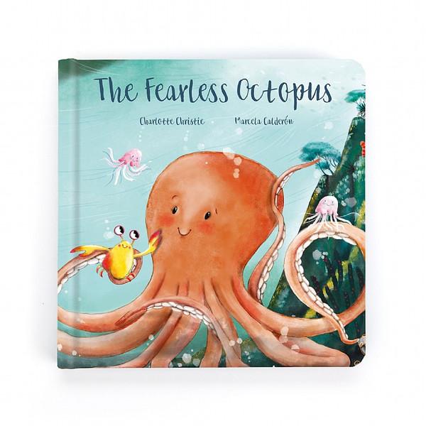 BOOK FEARLESS OCTOPUS