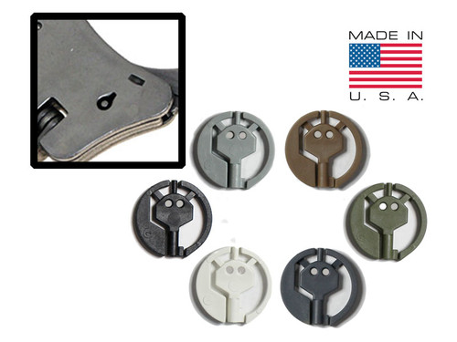 Universal Handcuff Key (HCEK01) Handcuff, covert,non-metallic, key, lock, unlawful, plastic, escape, undetectable