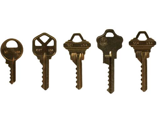Bump Keys (BK-1)