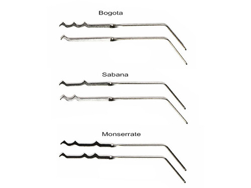 Bogota® Lock Pick Tool Set (HCBT)
