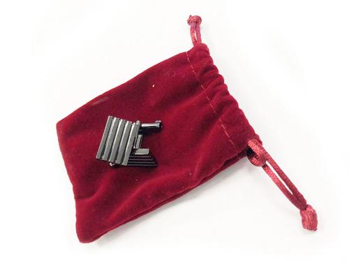 Cufflink Handcuff Key