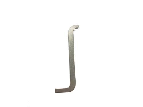 Short Titanium Tension Bar (0SS-T)