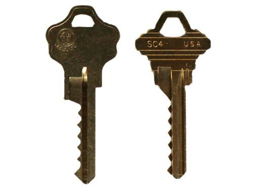 Bump Keys 2 pk