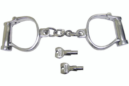 Chicago Model 1507 Non-Adjustable Darby Style Handcuffs