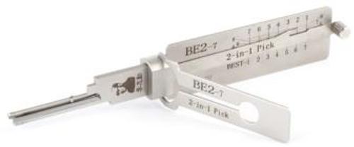 Lishi Tool BE2-7