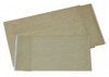 Dura Bag Fiberglass Mailers with Peel & Seal, 10 1/2 x 3 3/4 x 19, Natural Kraft, 250/Case