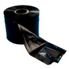 Conductive Poly Tubing, 4 Mil, 8in x 750ft, Black, 1 roll