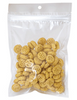 Zip Top Poly Bags with Hang Hole