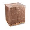Pallet Covers, 4 mil,  32 x 28 x 84, Clear, 45/case