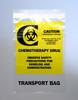 Chemotherapy Drug Transport Bag, 12x15, 4 Mil, 500/case