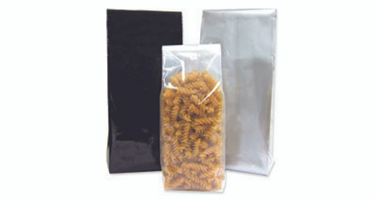 Poly Gusseted Bags