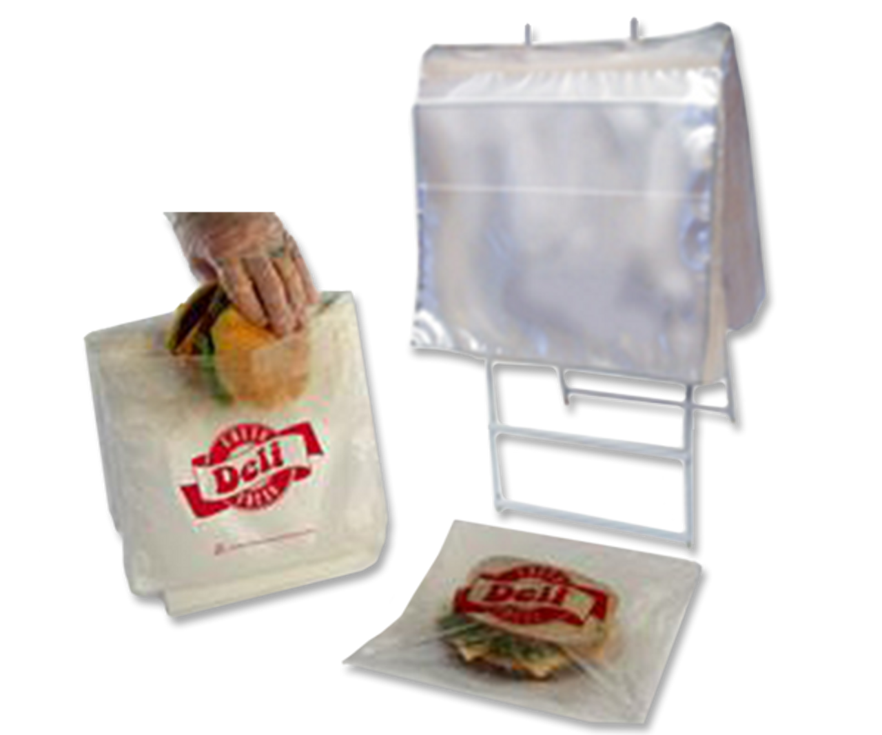 Reclosable Deli Bags