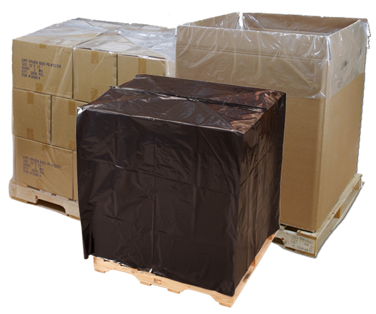 Pallet Covers and Protection