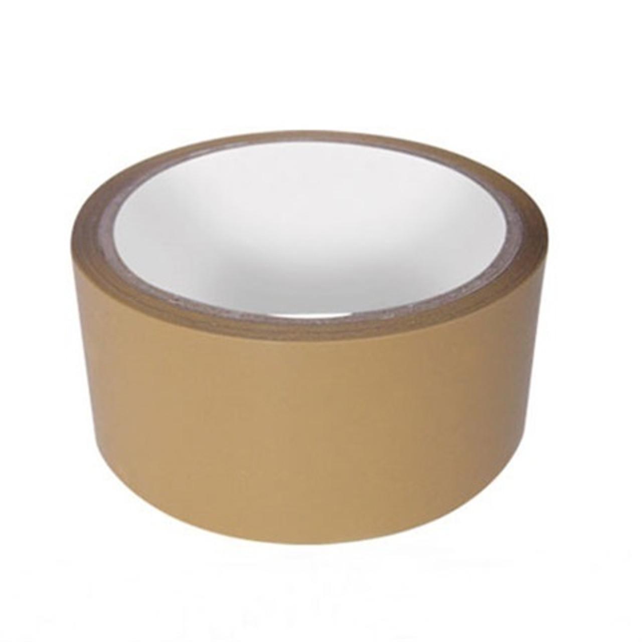 "Hot Melt Acrylic Box Shipping Tapes 2/"" x 110 Yds 36 1.6 Mil 36 Rolls"