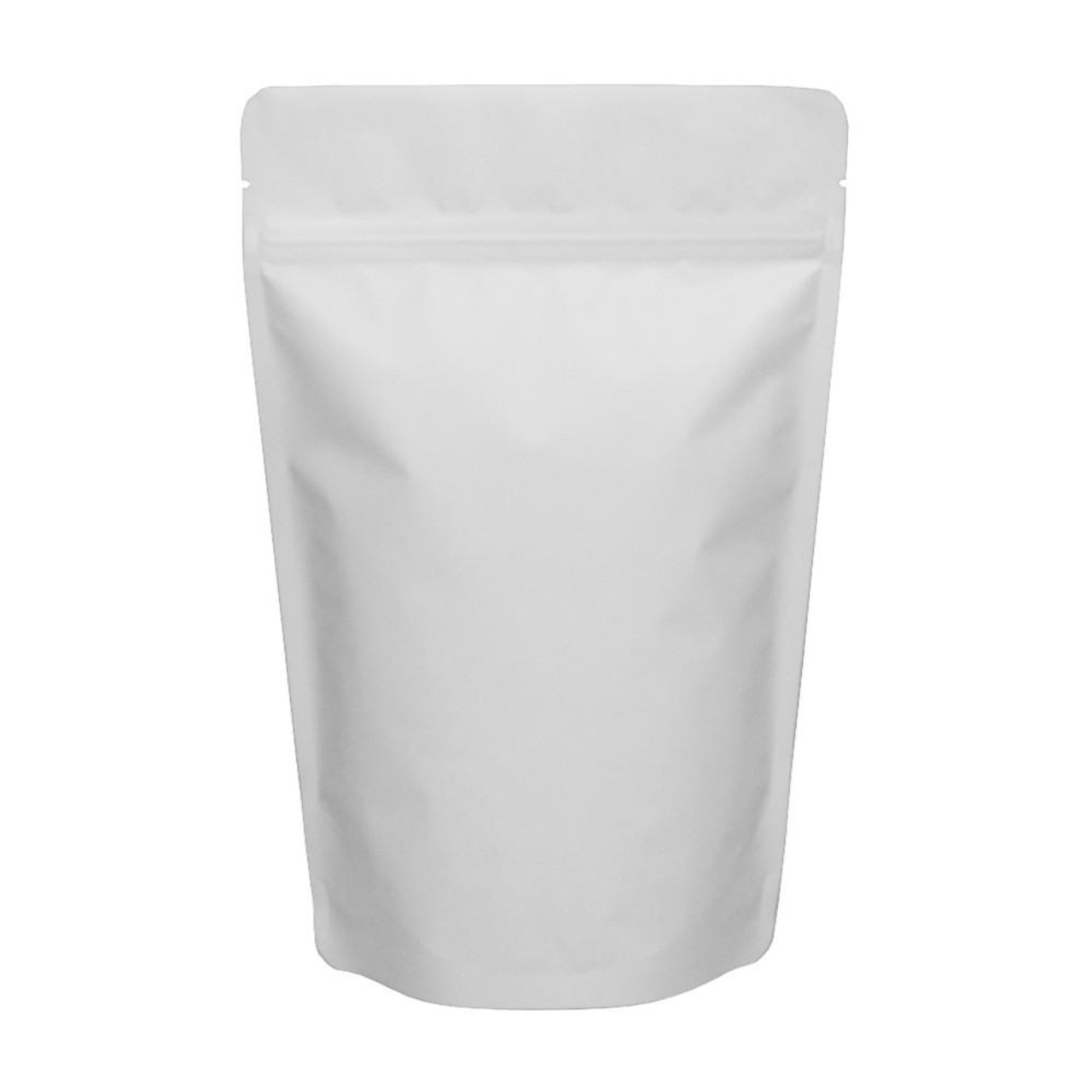 1 Case 16 oz Red Mylar Stand Up Pouches w//Zip 500 Bags per Case