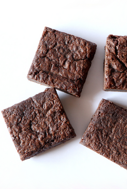 Vegan, Gluten-Free Mother Bean Chocolate Brownie by Pamela Wasabi - 2oz