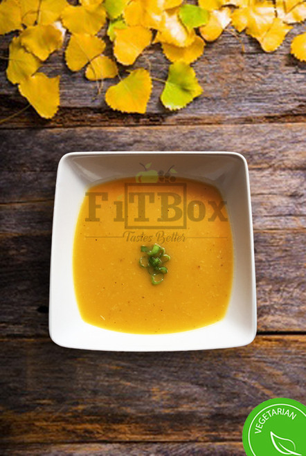 - VEGETARIAN - Butternut Squash Soup 16oz