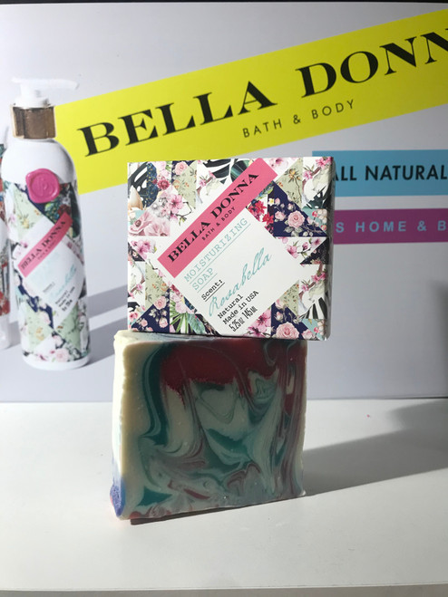 Bella Moisturizing Soap