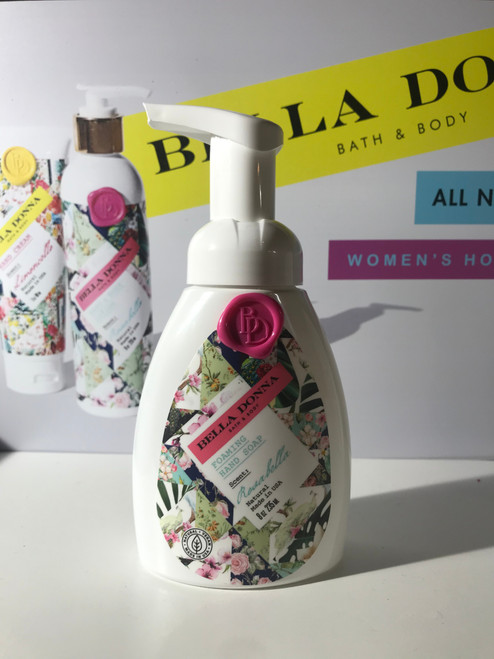 BELLA FOAMING HAND SOAP