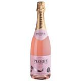 Pierre Chavin Zero Rose Sparkling Non-Alcoholic Sparkling Rose Wine 750ml
