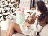 Christmas Fashion: What to Wear When Pregnant
