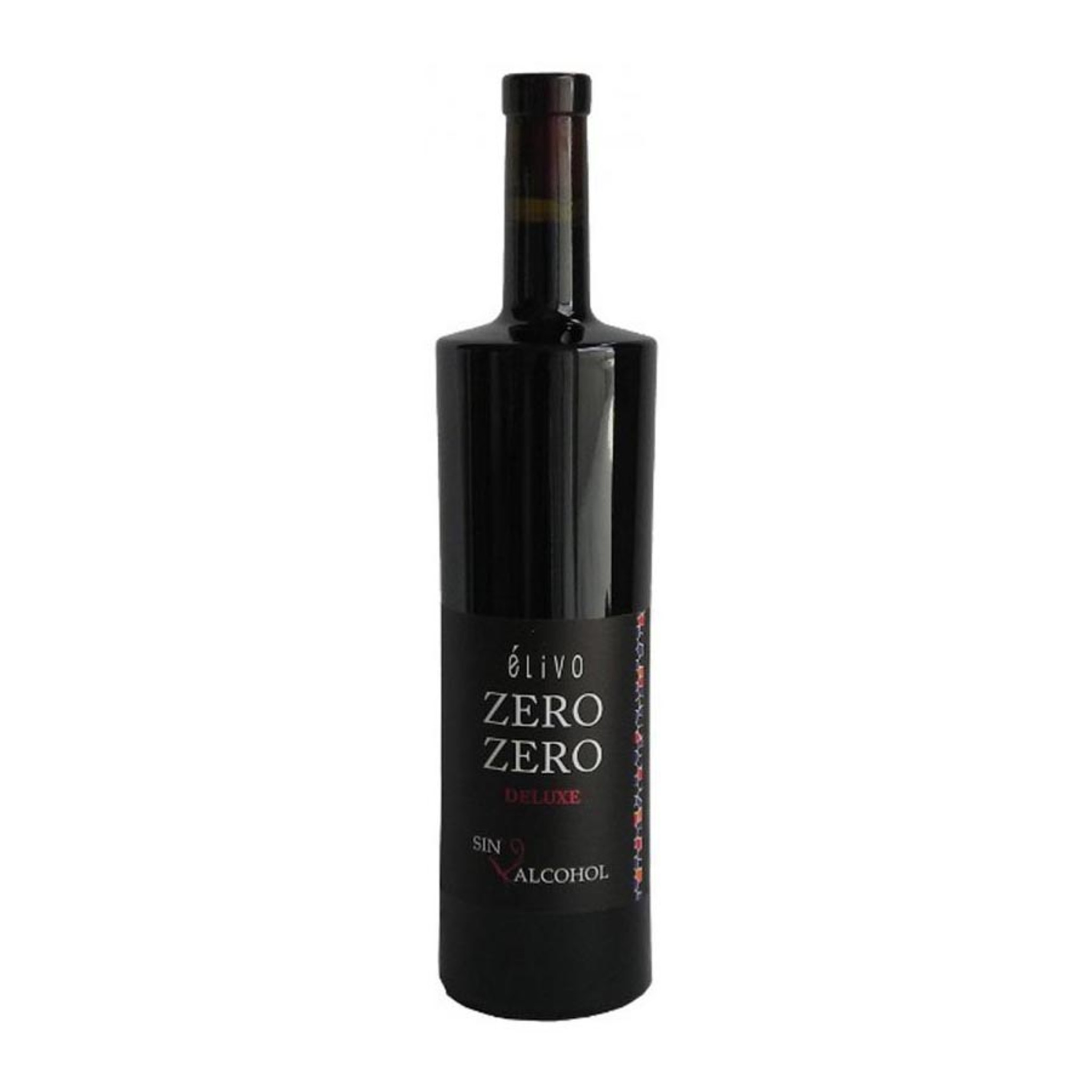 Elivo Zero Zero Deluxe Alcohol Free Red Wine
