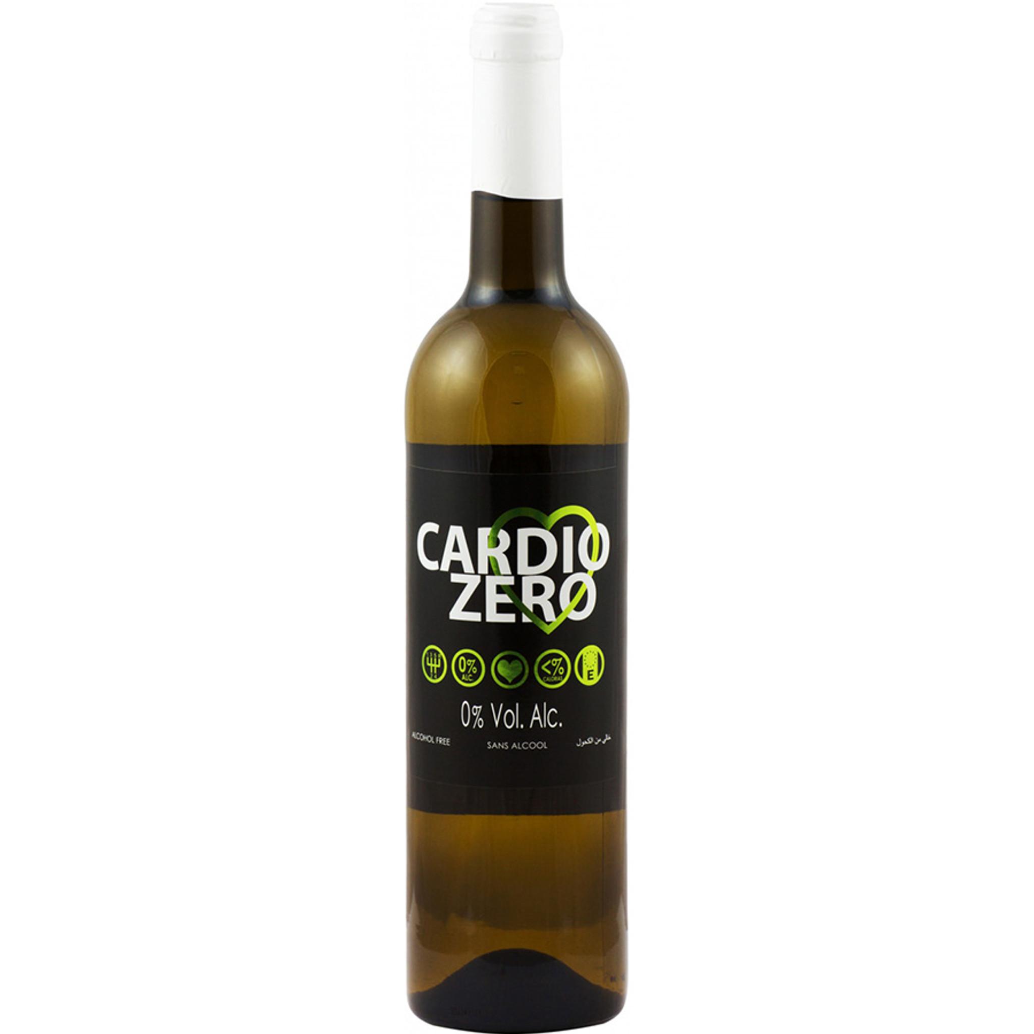 Elivo Cardio Zero White Alcohol Free White Wine