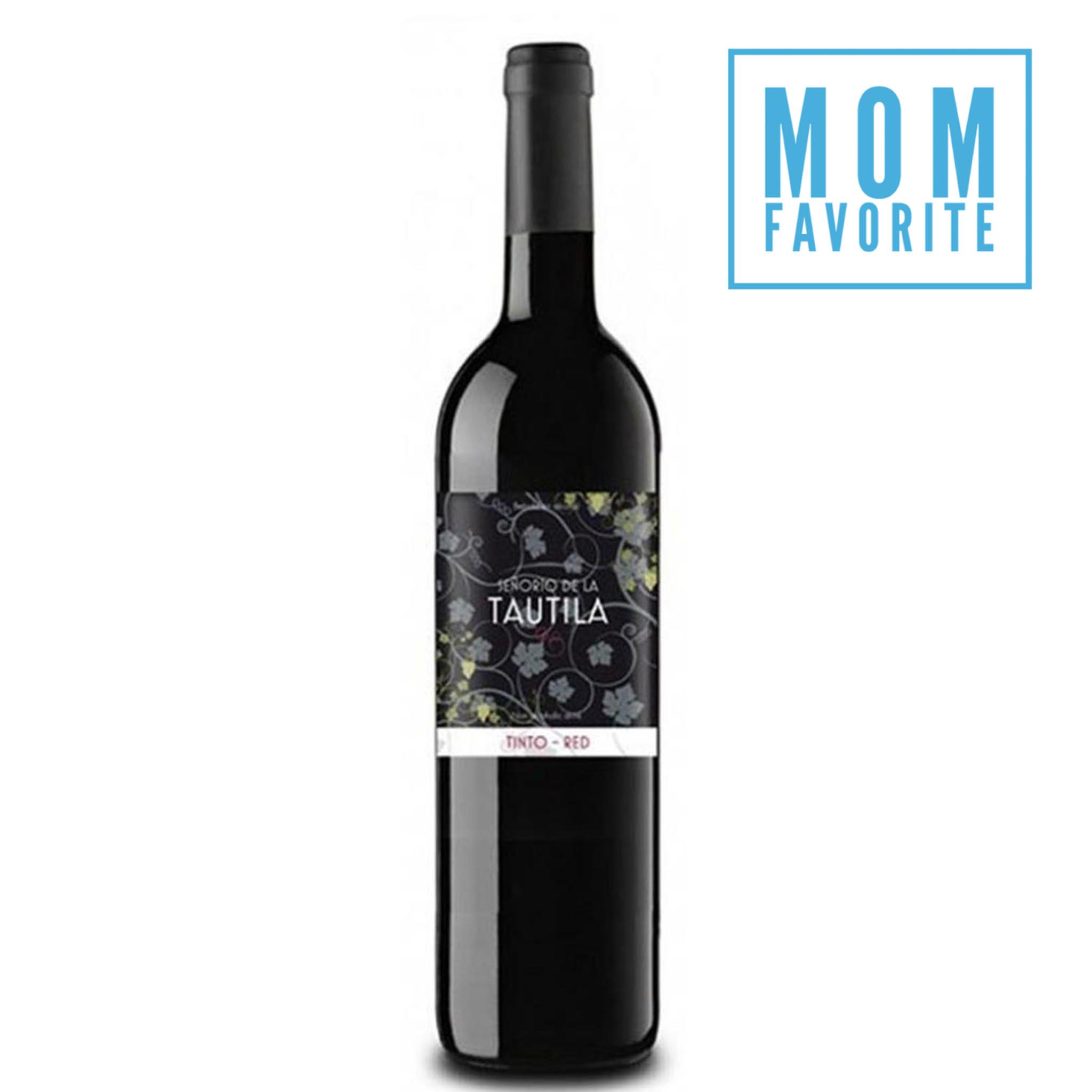 Senorio de la Tautila Tinto Alcohol Free Red Wine 750ml