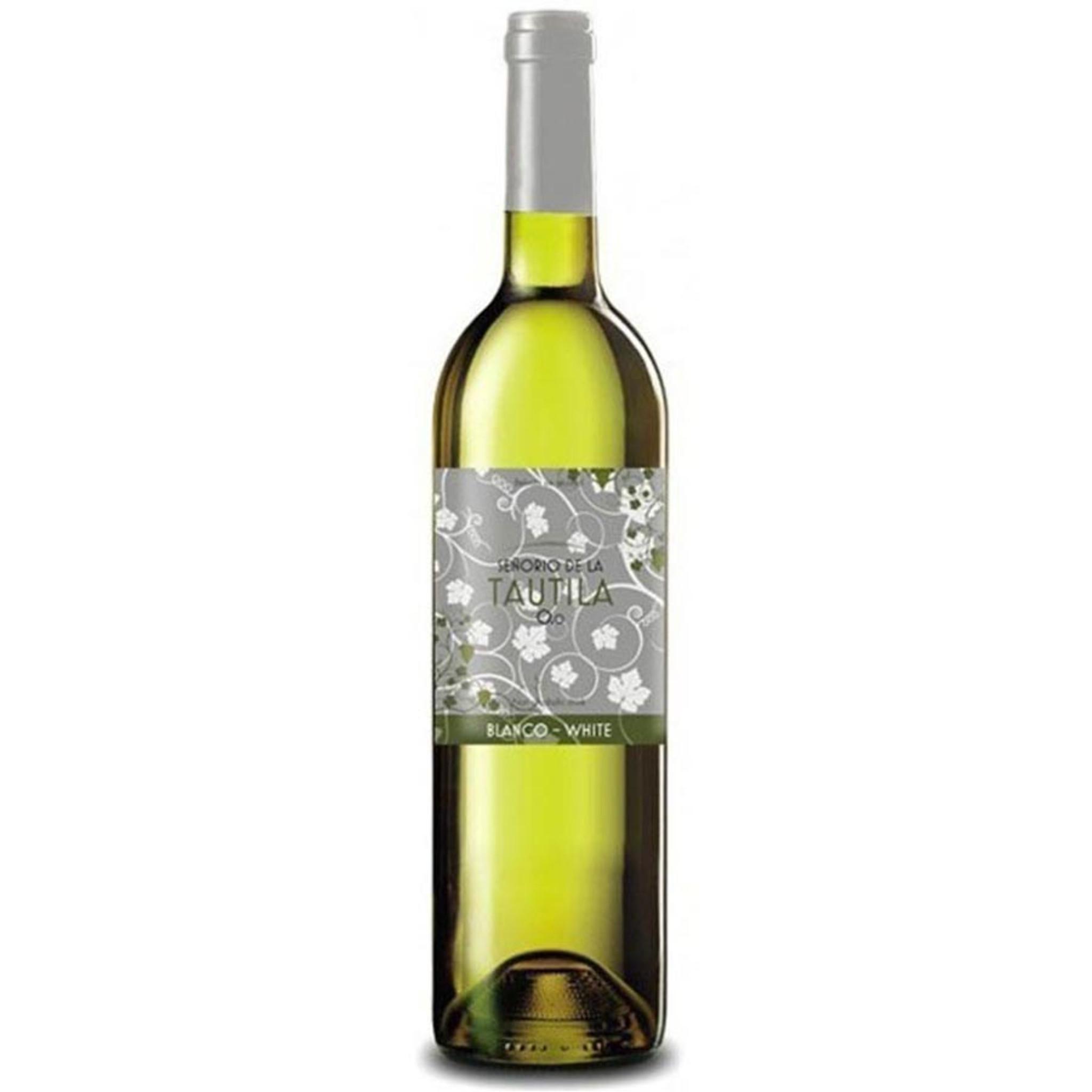 Senorio de la Tautila Blanco Alcohol Free White Wine 750ml