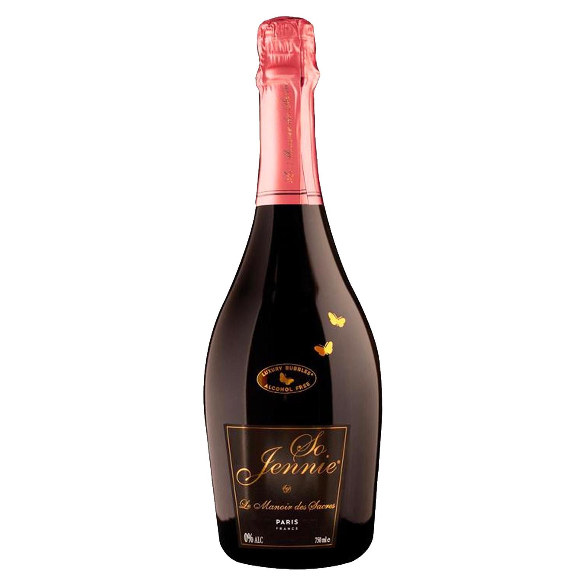 So Jennie Premium Sparkling Bubbles Champagne Alternative 750ml