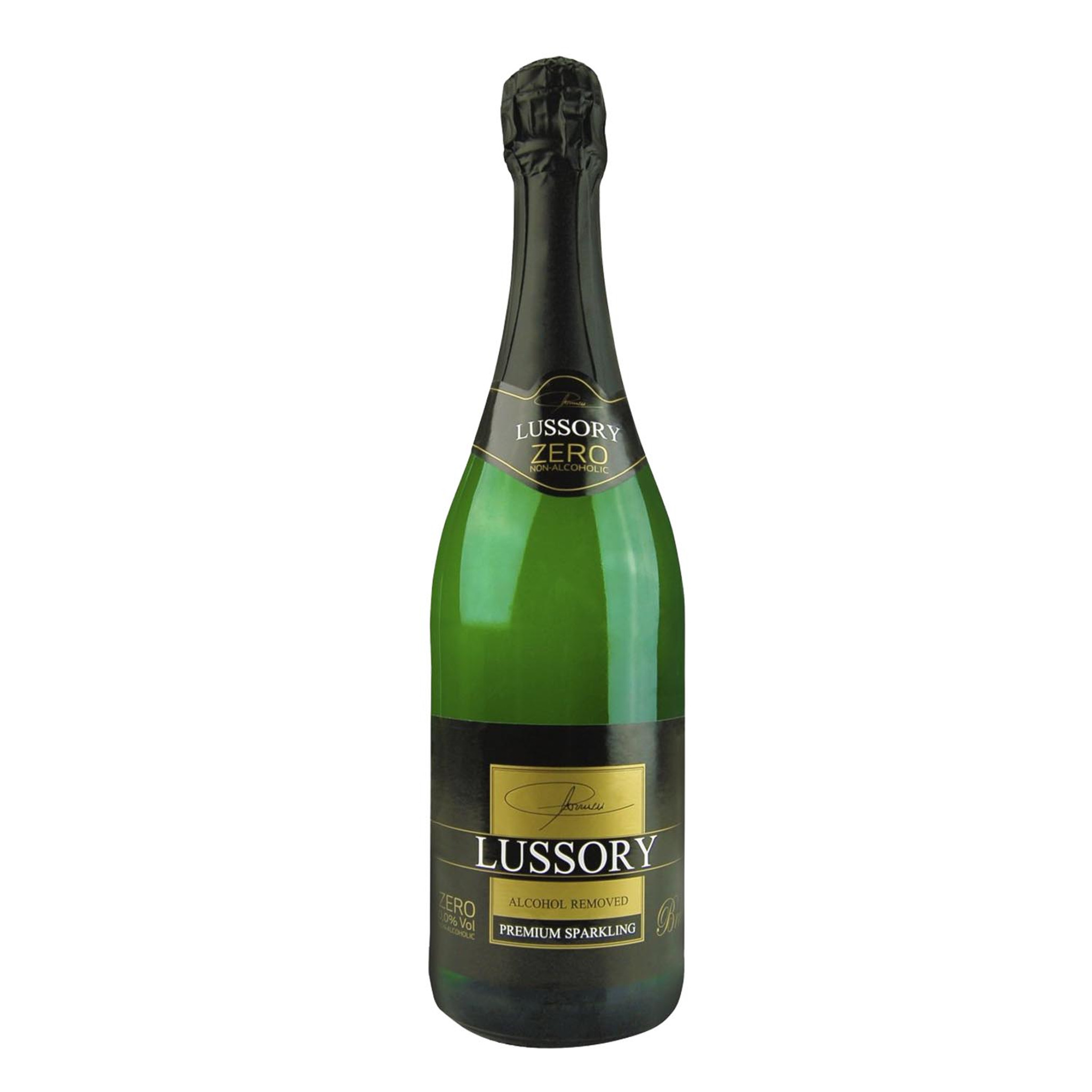 Lussory Premium Sparkling Airen Wine Alternative 750ml