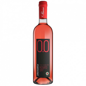 Princess Rosato Dry Alcohol Free Rose Wine