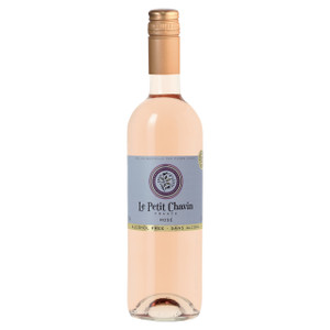 Le Petit Chavin Rose Non-Alcoholic Rose Wine 750ml