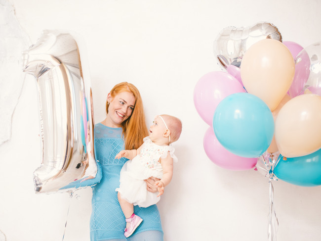 Use These Tips to Plan Your Baby's First Birthday Party