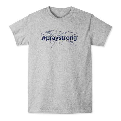 #PrayStrong World T-shirt
