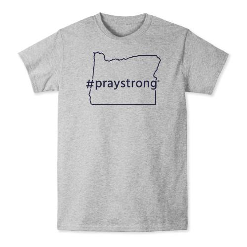 Oregon #Praystrong T-shirt