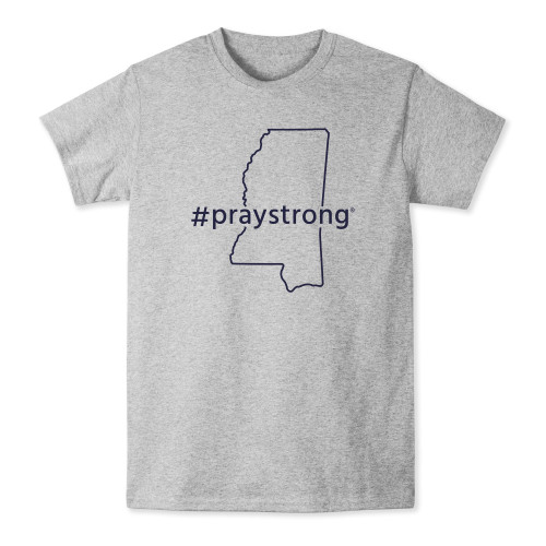 Mississippi #PrayStrong T-shirt