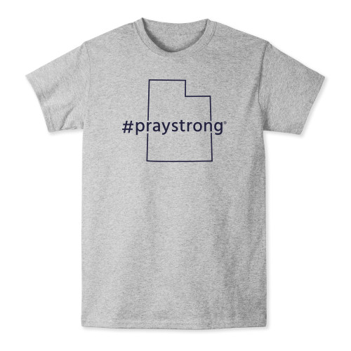 Utah #Praystrong T-shirt