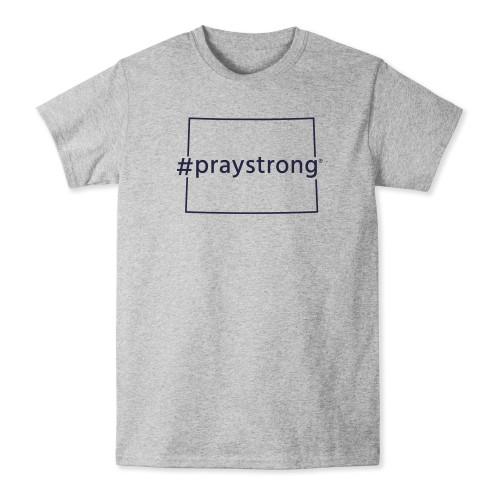 Colorado #Praystrong T-shirt