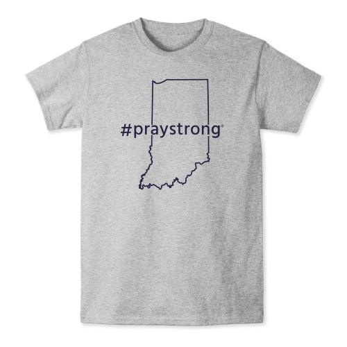 Indiana #PrayStrong T-shirt