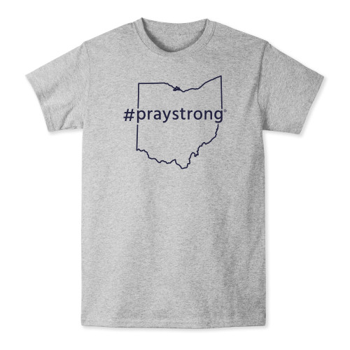 Ohio #Praystrong T-shirt